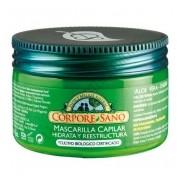 Mascarilla Capilar hidratante y reestructurante Corpore Sano 250 ml.