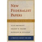 New Federalist Papers by Alan Brinkley