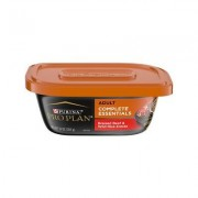 Purina Pro Plan Savory Meals Braised Beef Entree with Wild Rice Wet Dog Food, 10-oz tub, case of 8