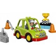 Set De Constructie Bebelusi Lego Duplo Masina De Raliuri