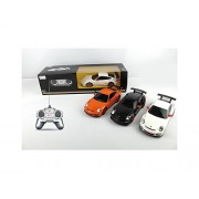 Porsche 911 Carrera GT3 RS Radio Remote Car 1/24 Rastar Black by Retro Gear
