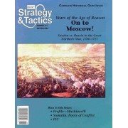 DG: Strategy & Tactics Magazine #171, with On to Moscow Board Game by DG Decison Games