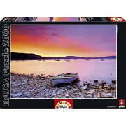 Days End Educa 2000 Piece Puzzle