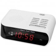 TREVI RC 827 WHITE Réveil numérique Blanc