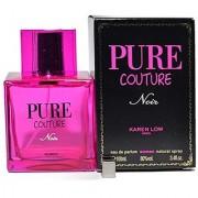 Karen Low Pure Couture Noir Eau de Parfum Spray for Women 3.4 Ounce