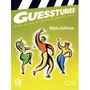 Guesstures Board Game: The Game of Split Second Charades