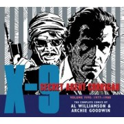 X-9: Secret Agent Corrigan: Volume 5 by Al Williamson