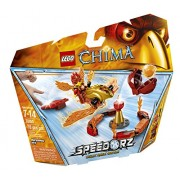 LEGO Chima 70155 Inferno Pit Building Toy by LEGO