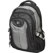 Kara 8251 4000 g Large Backpack(Black, Grey)