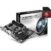 ASRock Mod SoFM2+ FM2A78 PRO4+ (A78/ATX) Scheda Madre, Nero