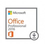 MICROSOFT OFFICE Professional 2016, licenta electronica - ESD All languages, FPP
