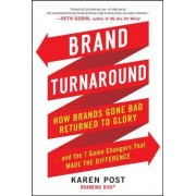 Brand Turnaround: How Brands Gone Bad Returned to Glory and the 7 Game Changers that Made the Difference by Karen Post
