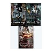 The Infernal Devices Series Collection 3 Books Set