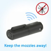 Portable Sonic Insect Repeller