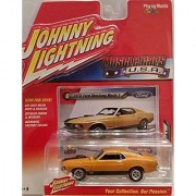 2016 Johnny Lightning Muscl Car Series - 1970 Ford Mustang Mach 1
