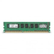 Kingston KVR16E11S8/4I Memoria RAM da 4 GB, 1600 MHz, DDR3, ECC CL11 DIMM, 240-pin, Certificata Intel