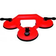 CROMWELL Ventuza tripla 3 x 120 mm (110 kg) - KEN5032660K