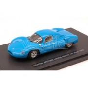 Ebbro EB44905 COSTIN NATHAN LONDON RACING CAR SHOW 1969 LIGHT BLUE 1:43 Modellino