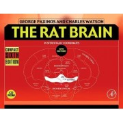 The Rat Brain in Stereotaxic Coordinates: Compact by George Paxinos