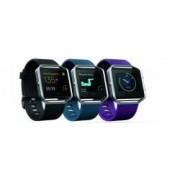 Fitbit Blaze Fitbit Fitness Uhr Blaze small Blau/Silber