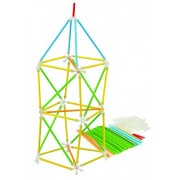 Hape E5527 - Set da Costruzione Architectrix, Multicolore