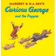 Curious George and the Puppies by Margret Rey
