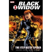 Black Widow: The Itsy-Bitsy Spider by Greg Rucka