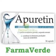 Zdrovit Apuretin si Elimini Apa! 30 capsule