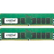 Kit Memorie Server Crucial ECC UDIMM 2x16GB DDR4 2400MHz CL17 Dual Rank x8 Dual Channel