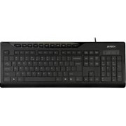 Tastatura A4Tech X-Slim KD-800 USB Black