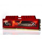 G.Skill RipJaws X Series 16 Go (kit 4x 4 Go) DDR3-SDRAM PC3-10600 - F3-10666CL9Q-16GBXL (garantie 10 ans par G.Skill) (F3-10666CL9Q-16GBXL)