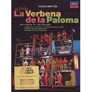 Various Artists, Orquesta De La Comunidad De Madrid, Miguel Roa - Bretón: La Verbena De La Paloma (DVD)