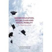 Higher Education, Social Class and Social Mobility 2016 by Ann-Marie Bathmaker