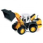 Man Tga Construction Truck And Articulated Road Loader Fr 130 2752