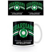 Dc Comics Mug Green Lantern Athletics