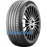 Continental ContiSportContact 5 SSR ( 225/45 R18 91Y *, mit Felgenrippe, runflat )