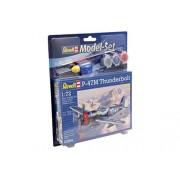 Revell 63984 - Thunderbolt P-47M Kit di Modellismo in Plastica, Scala 1:72