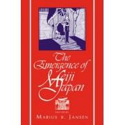 The Emergence of Meiji Japan by Marius B. Jansen