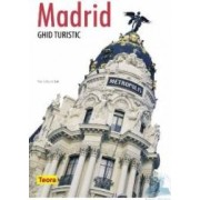 Madrid - Ghid turistic - Paul Gladish Butt