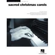 Jazz Piano Solos Volume 39 Sacred Christmas Carols Pf Solo Book by Hal Leonard Corp