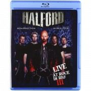 Halford - Live at Rock in Rio Resurrection World Tour (Blu-Ray)