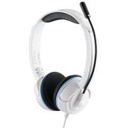 """Turtle Beach Wii U Ear Force Nla - Auriculares con micrófono (Consola de juegos, Binaurale, Diadema, Color blanco, 3.5 mm (1/8""""), Alámbrico)"""
