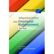 Safeguarding Children from Emotional Maltreatment by Jane Barlow