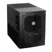 SilverStone SG09B Case PC Micro ATX Sugo 09, Nero