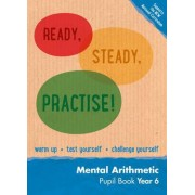 Year 6 Mental Arithmetic Pupil Book by Keen Kite Books