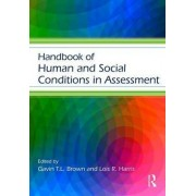 Handbook of Human and Social Conditions in Assessment by Gavin T. L. Brown