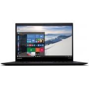"""Ultrabook™ Lenovo ThinkPad X1 Carbon Gen3 (Procesor Intel® Core™ i7-5500U (4M Cache, up to 3.0 GHz), Broadwell, 14""""WQHD, Touch, 8GB, 256GB SSD, Intel® HD Graphics 5500, Tastatura iluminata, Wireless AC, Modul 4G, FPR, Win10 Pro 64)"""