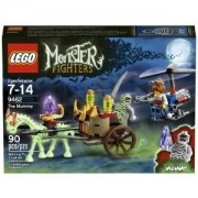 Toy / Game Impressive Lego Monster Fighters 9462 The Mummy With Accessories, Mummy's Chariot And Helicopter by 4KIDS