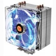Thermaltake Contact 30 Ventola per CPU, Nero/Argento