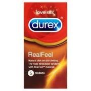 DUREX REALFEEL 12 PRESERVATIVOS
